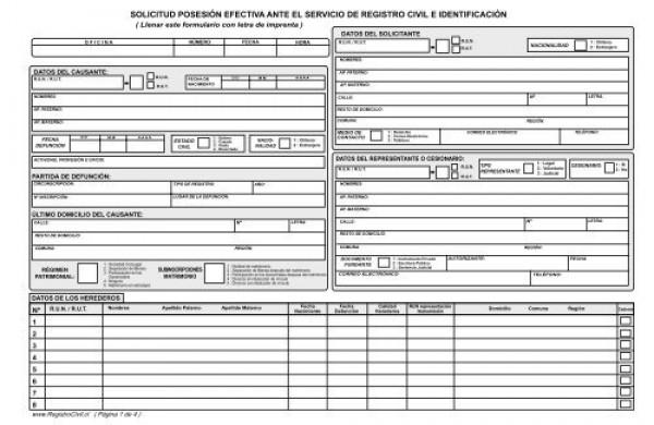 CORTE DE PUNTA ARENAS ORDENA AL REGISTRO CIVIL OTORGAR POSESIÓN EFECTIVA DE HERENCIA INTESTADA | Abogados Puerto Montt - Estudio Jurídico Puerto Montt - Puerto Montt Abogados